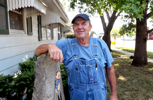 Pete McHardie was home last week listing some jobs around the house and starting to adjust to retirement after 27 years of employment with the city of Perry.