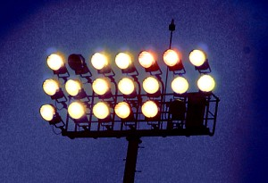 The Jefferson West school board has approved a bid of $147,800 for new stadium lighting at the football field.