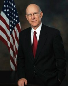 U.S. Senator Pat Roberts