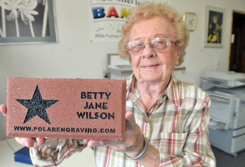 Betty Jane Wilson