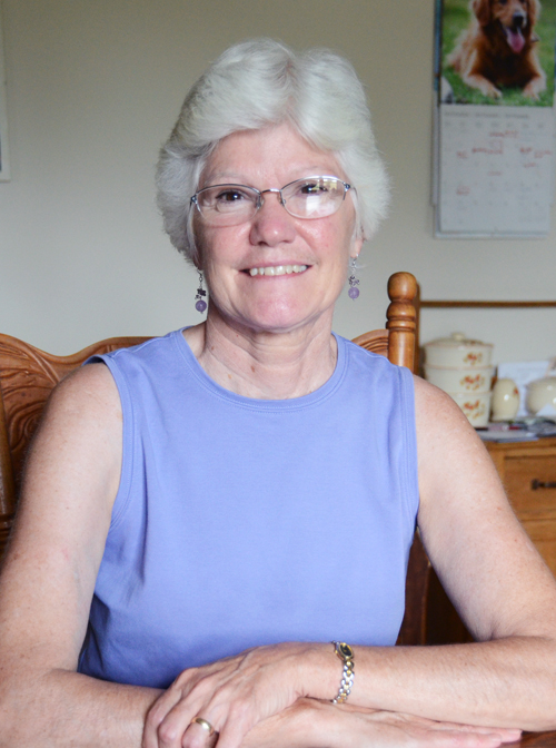 Author June Hilbert