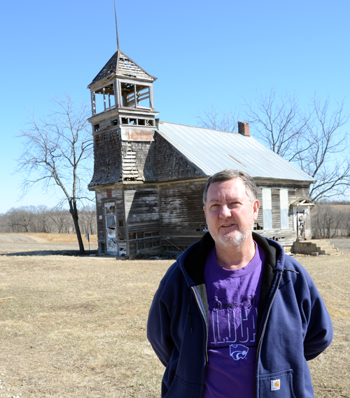 Phil Dunn, Valley Falls, attended Nichols No. 11 country school as a youth as did Betty Jane Wilson some years earlier. Barbara Tosh was the school's last teacher. Nichols was one of 100 country schools that served the children of Jefferson County.