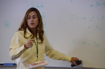 Mar Cuadron Spanish Teacher