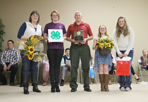 Nelson- 4H family of the year