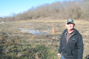 Mike Amerine--Soil Conservation