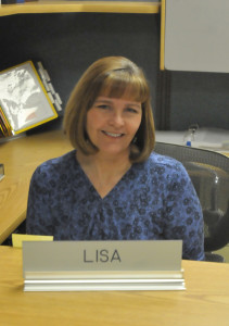 Lisa Buerman--County Treasurer